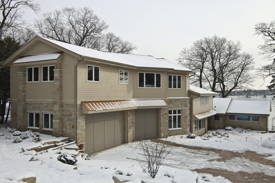 Two-story Addition with Basement
