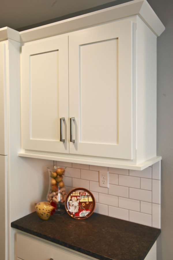 Galley Kitchen Remodel – Badger Carpentry, Inc.