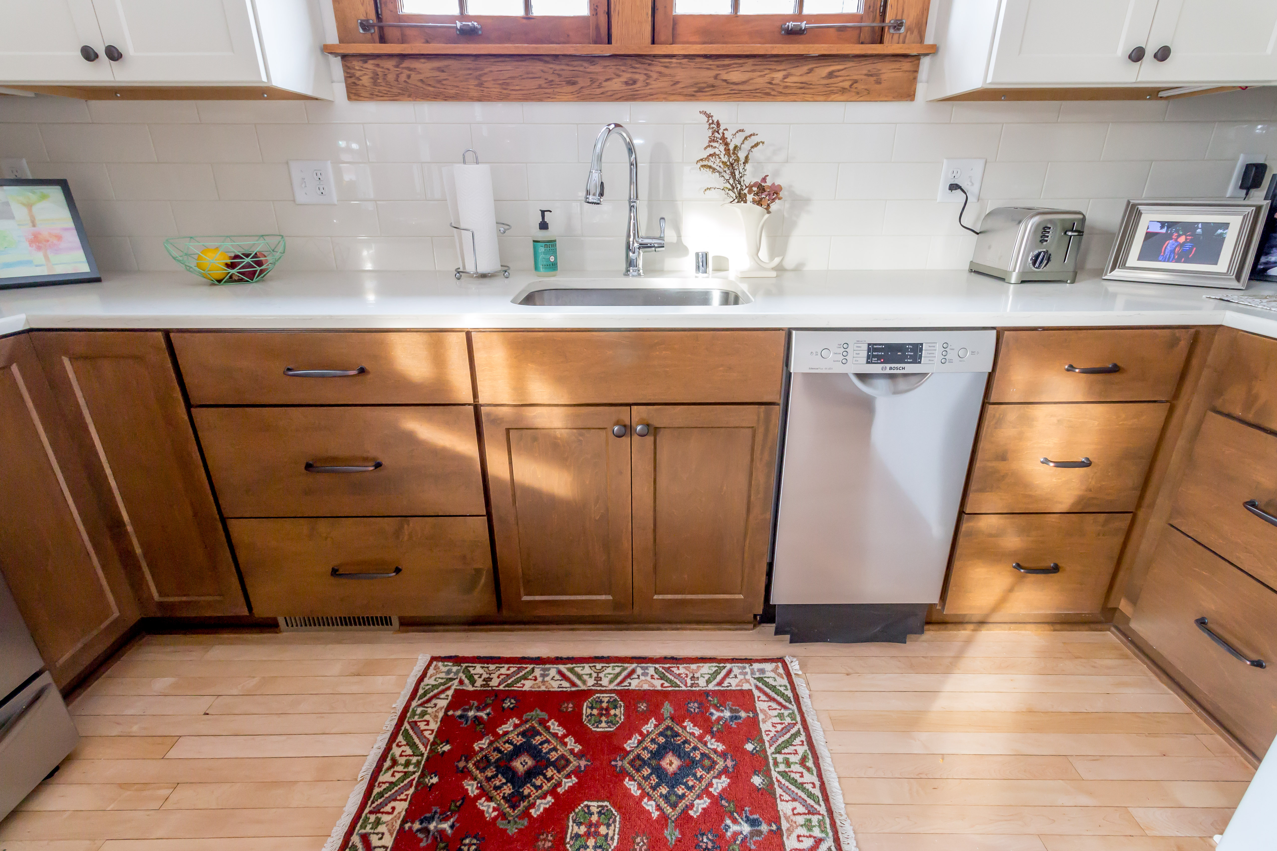 Milwaukee Bungalow Kitchen Remodel – Badger Carpentry, Inc.